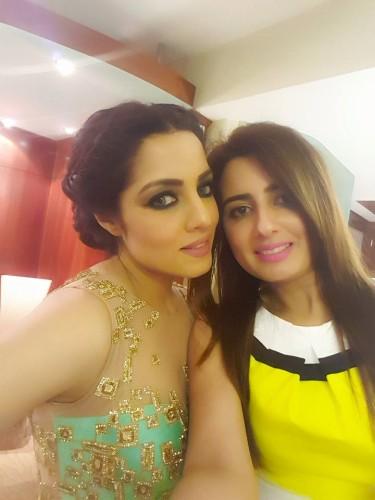 Reshu Malhotra & Celina Jaitley