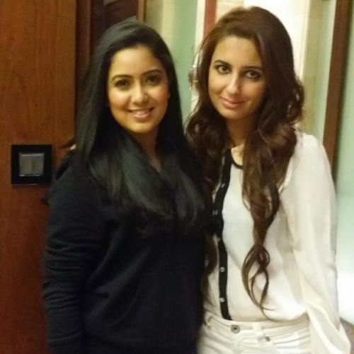 Makeup for Indian Playback Singer Harshdeep Kaur/Reshu Malhotra