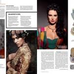 Khaleej Time Article on Diwali'14 Beauty Tips & tricks
