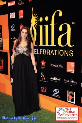 Dubai Makeup Artist /Beauty Blogger Reshu Malhotra / IIFA awards