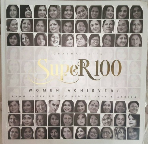 Super 100 Indian Women Achievers in Middle East & Africa