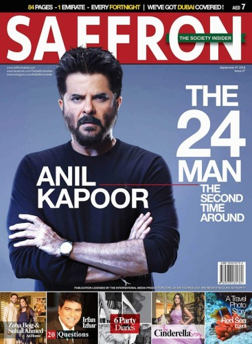 Saffron Magazine- Reshu Malhotra
