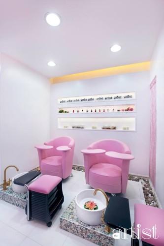 The Artist Beauty Lounge at Oud Metha Dubai
