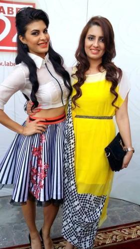 Dubai Makeup Artist Reshu Malhotra/ Dubai Beauty Blogger /Jacqueline Fernandez