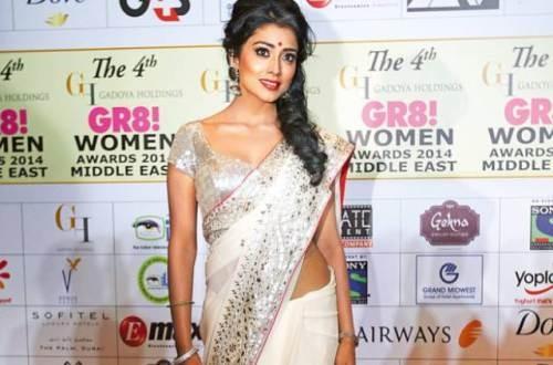 Makeup & Hair for Actress Shreya Saran