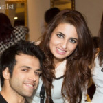 Makeup for Ritwik Dhanjani /Reshu Malhotra