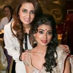 Makeup & Hairstyling for Actress Shreya Saran