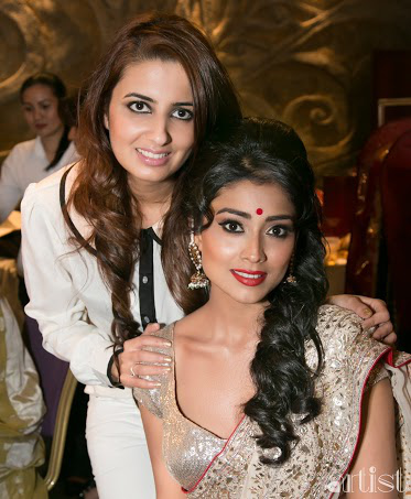Dubai Makeup Artist/ Dubai Beauty Blogger/ Shriya Saran