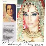 Dubai Makeup Artist Reshu Malhotra / Dubai Beauty Blogger