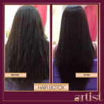 Hair Botox/The Artist Beauty Lounge