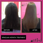 The Artist Beauty Lounge / Brazilian Keratin /Organic Hair Botox