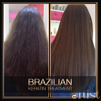 Brazilian Keratin /The Artist Beauty Lounge