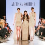 Archana Kochhar at New York Fashion week SS16